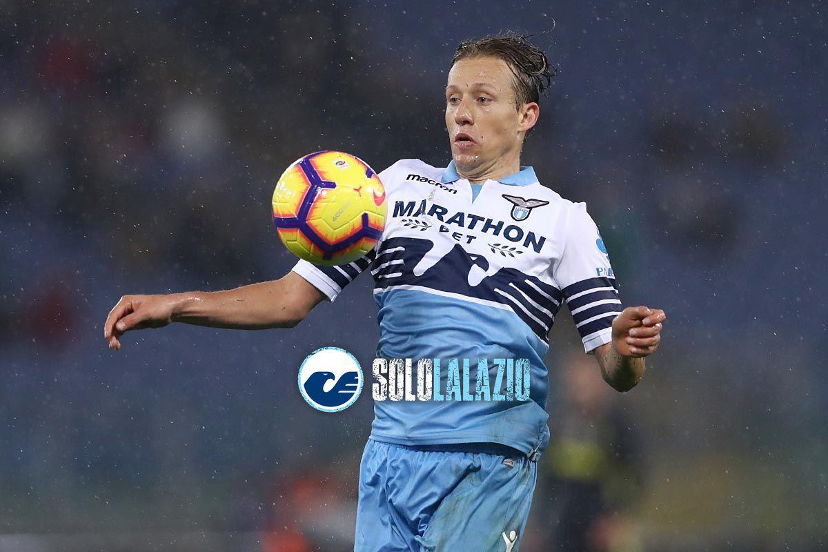Lazio - Roma, Lucas Leiva