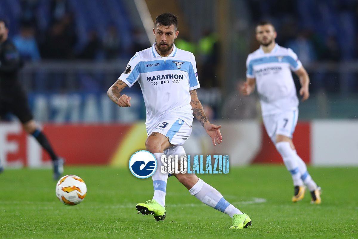 Inter-Lazio, Francesco Acerbi