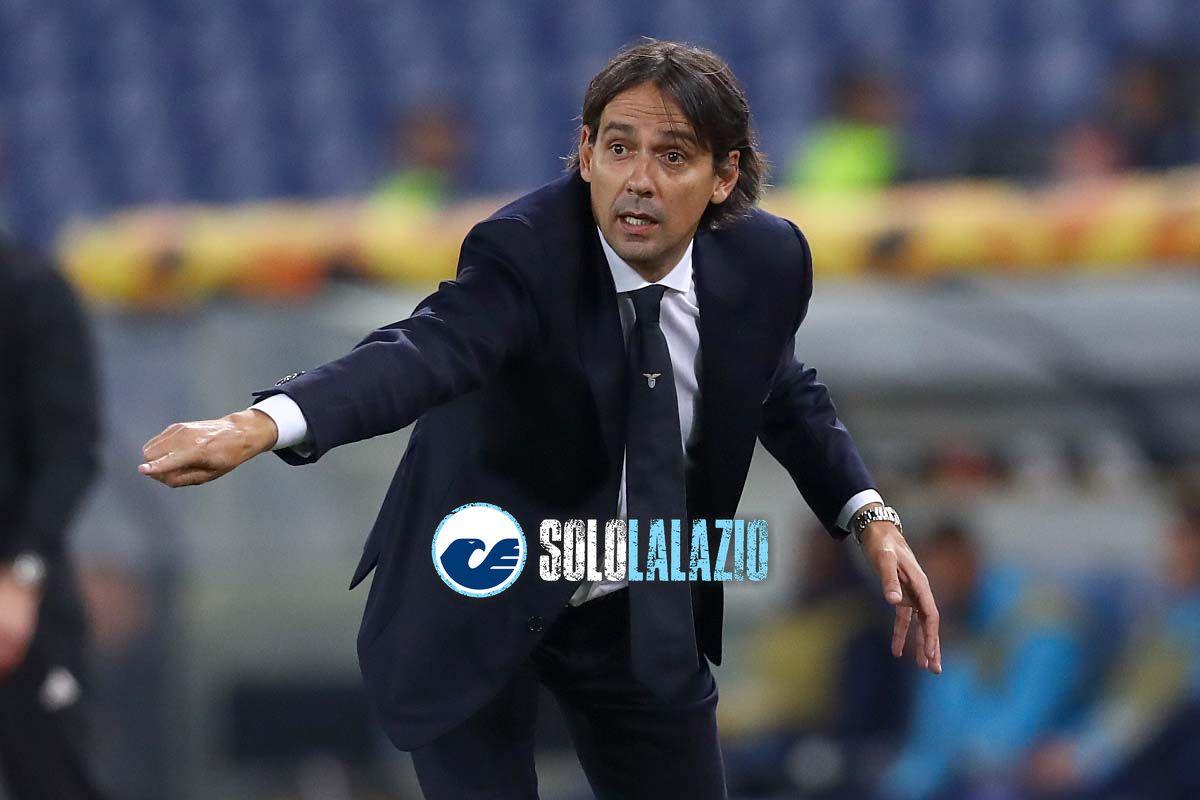 Milan-Lazio, Simone Inzaghi