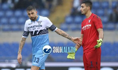 Lazio, Thomas Strakosha e Francesco Acerbi ©sololalazio.it