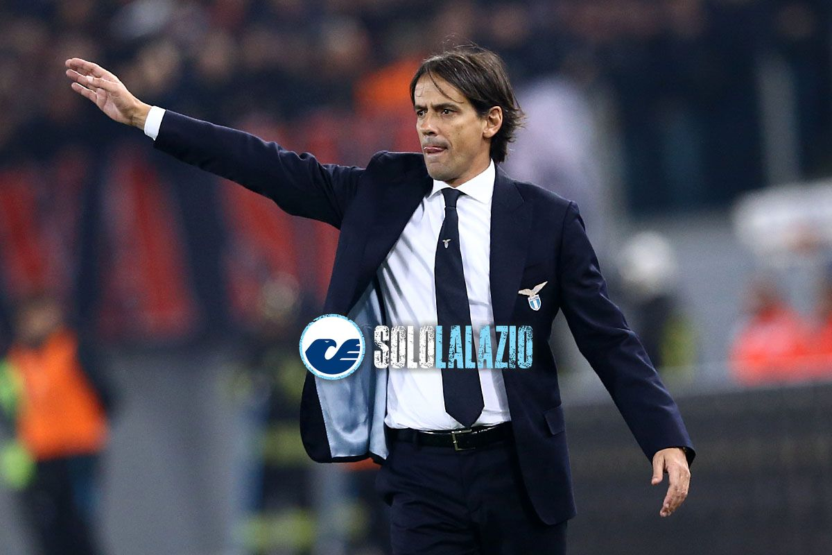 Lazio-Milan, Simone Inzaghi