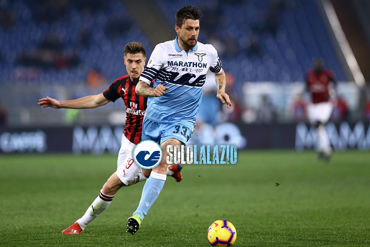 Milan-Lazio, Francesco Acerbi