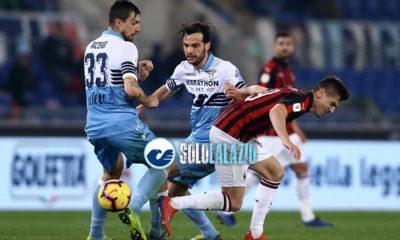 """Milan - Lazio, Castillejo: """"Non sarà facile, ma daremo tutto per vincere"""""""