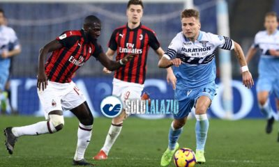 Serie A e Coppa Italia, la data di Milan-Lazio