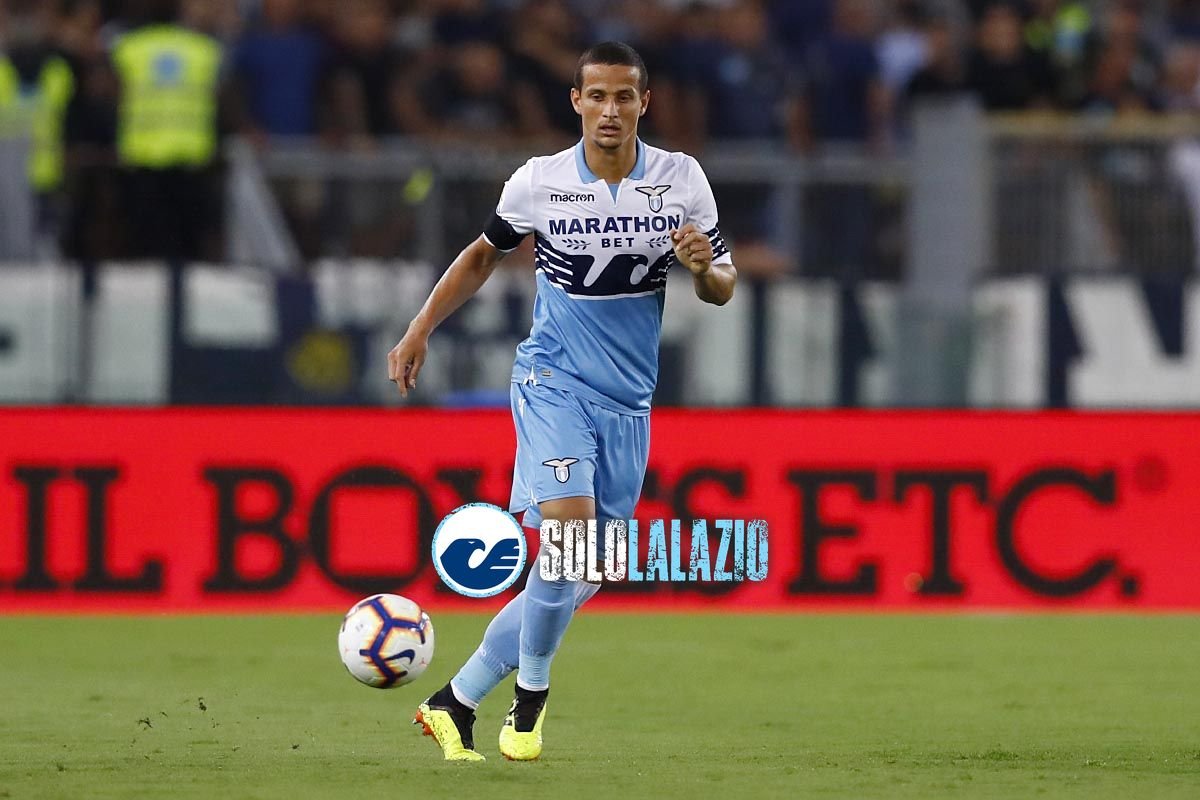 Lazio, Luiz Felipe per la rissa a fine Milan-Lazio
