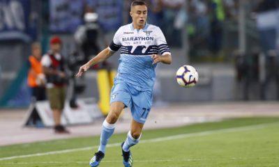 Lazio, l'esterno Adam Marusic ©sololalazio.it