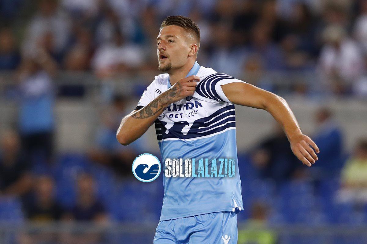 Calciomercato Lazio, Sergej Milinkovic
