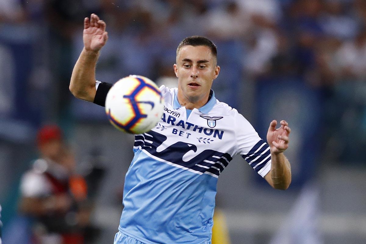 Lazio, il centrocampista Adam Marusic ©sololalazio.it