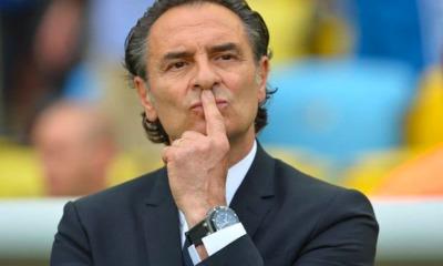 Cesare Prandelli presenta Genoa-Lazio
