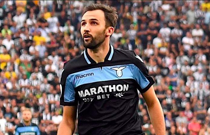 Milan Badelj, centrocampista della Lazio