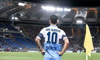 """Luis Alberto, CorSport: """"Nuove magie, nuovo contratto"""""""