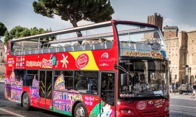 Lazio, possibile partnership con City Sightseeing