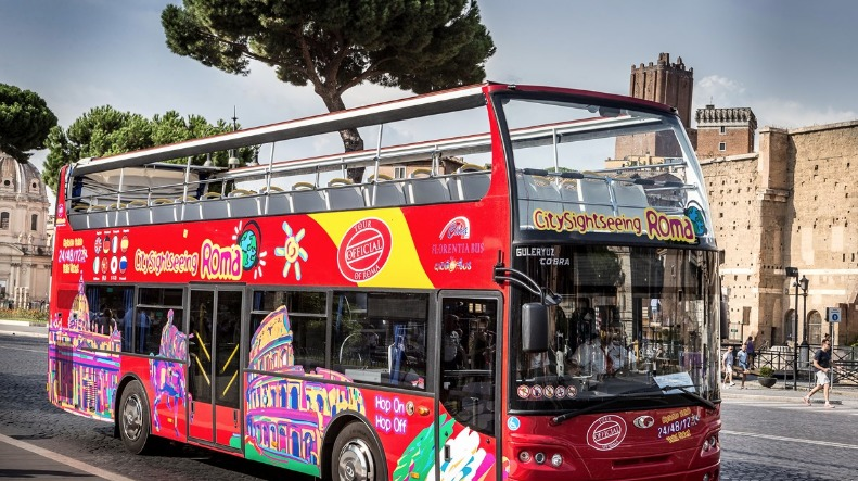 Lazio, possibile partnership con City Sightseeing