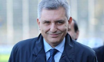 Lazio, presidente Frosinone Maurizio Stirpe