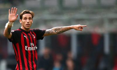 Milan, grave infortuni per Biglia: a rischio la stagione