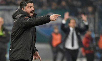 """Panchina Lazio, Gattuso: """"La voglia c'è ma un club deve sceglierci"""""""