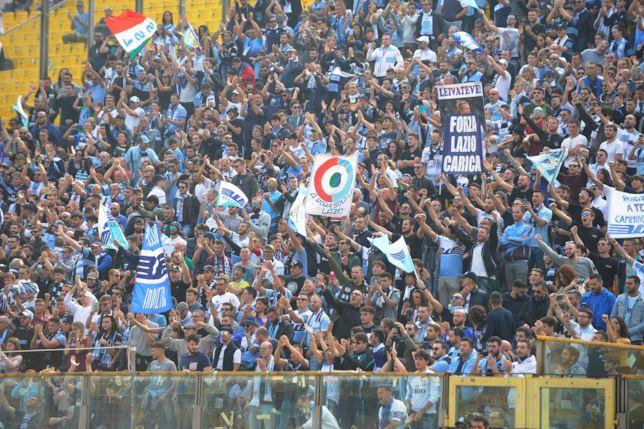 Tifosi della Lazio