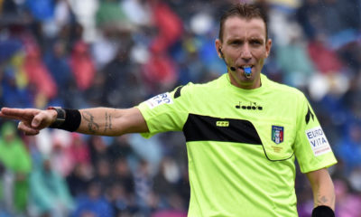 Inter-Lazio, Paolo Silvio Mazzoleni