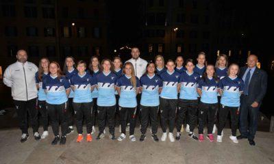 Lazio, calcio a 5 femminile