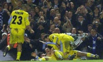 Esultanza a Stamford Bridge