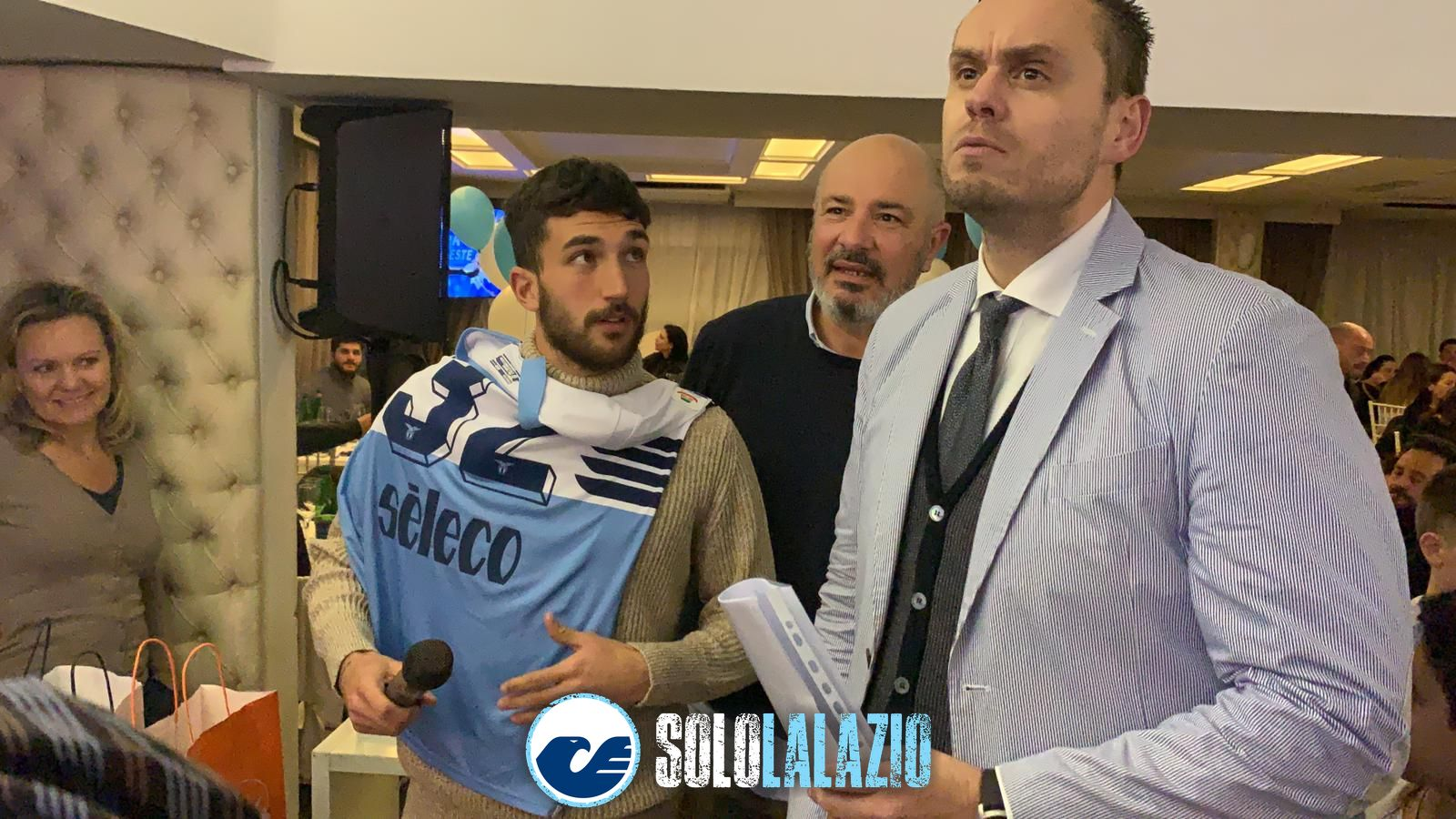 Danilo Cataldi Lazio Club Terracina