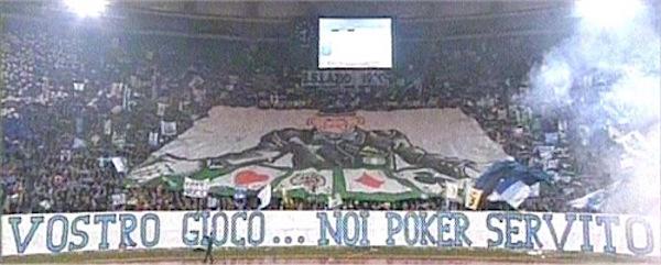 Lazio 4 derby su 4
