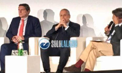 Lazio, 15 anni di presidenza Lotito e tanti progetti da realizzare