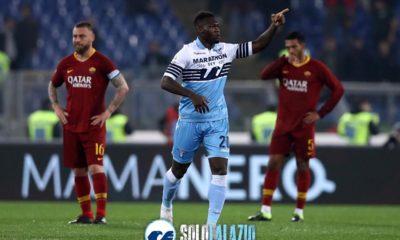 Lazio-Roma, Caicedo
