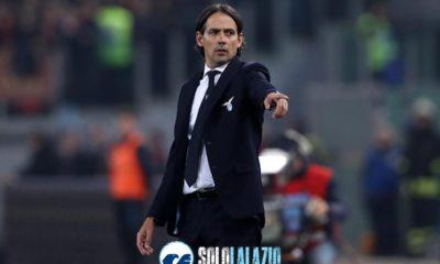 Giudice Sportivo, ammenda per mister Simone Inzaghi