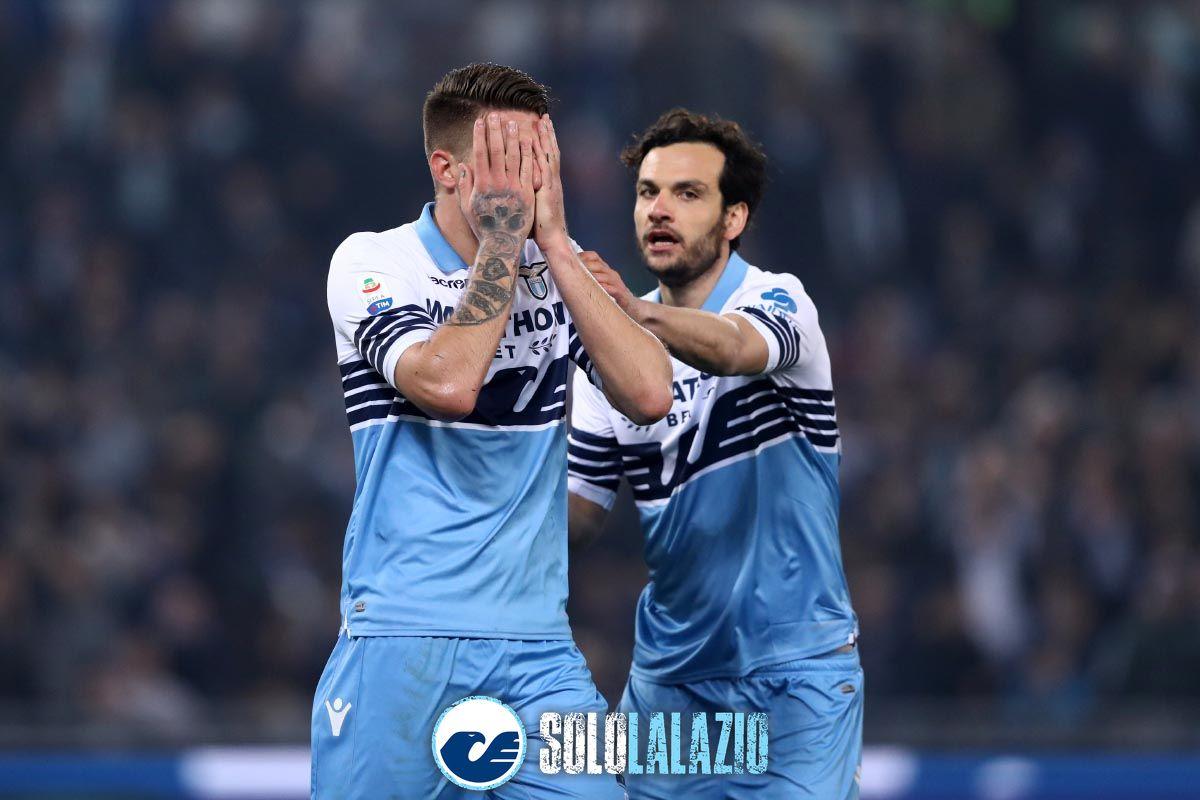 Lazio-Chievo , Sergej Milinkovic
