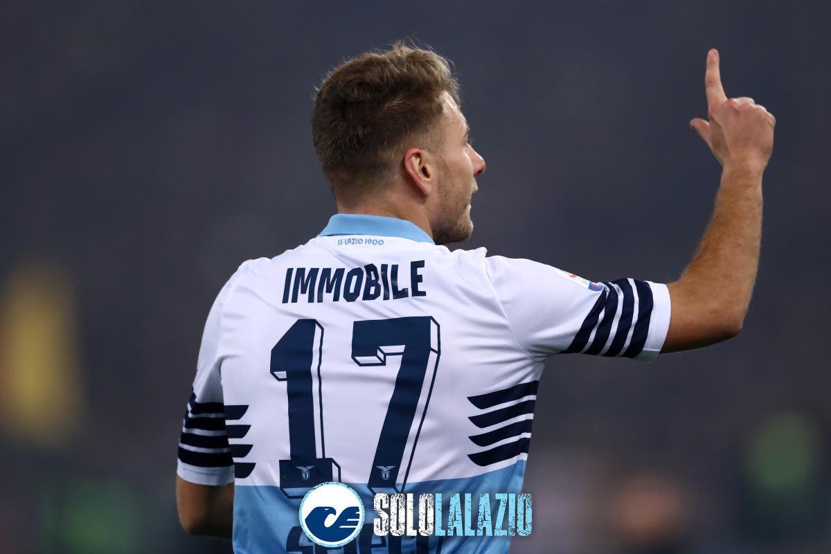 Lazio, Ciro Immobile