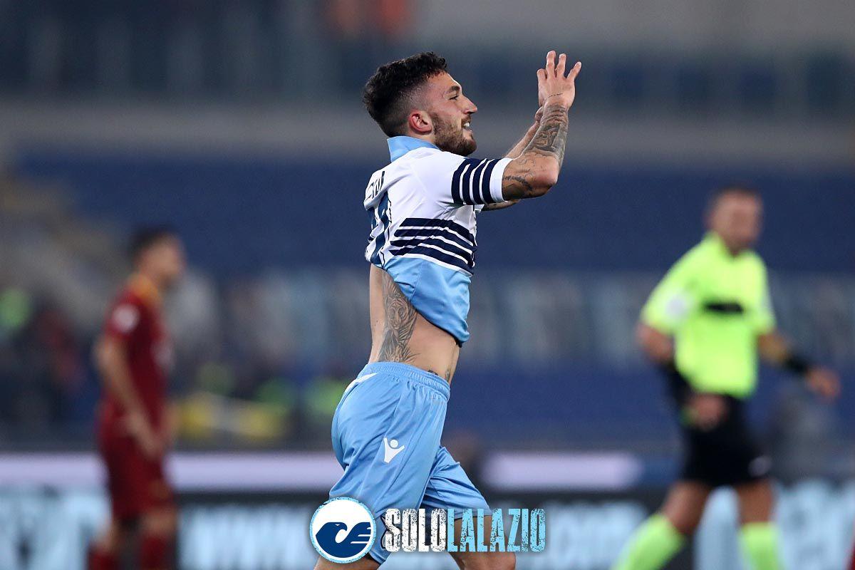 Lazio, Danilo Cataldi: un papà felice e biancoceleste