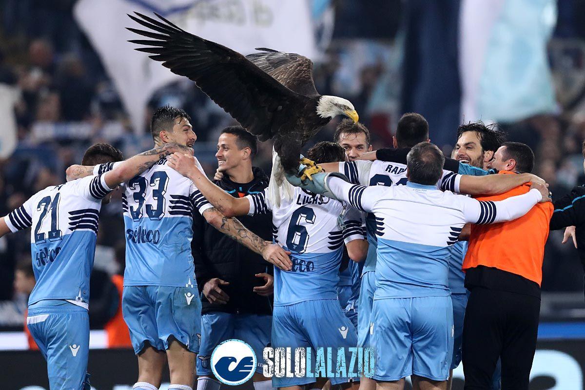Lazio, squadra con Olympia