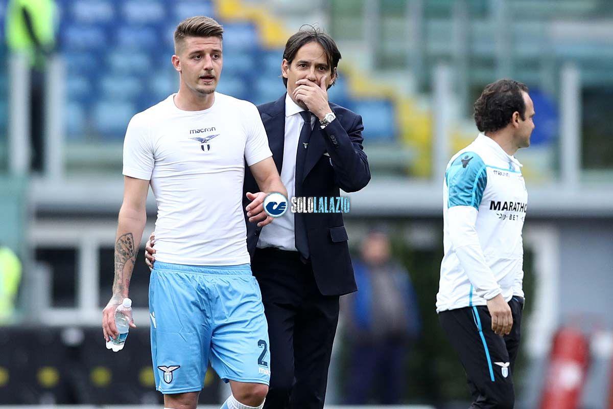 Lazio, Sergej Milinkovic-Savic