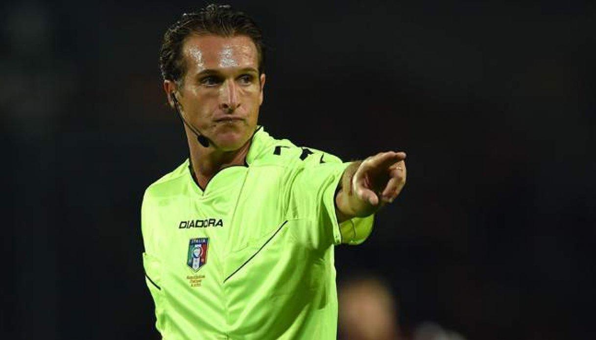 Finale Coppa Italia, Luca Banti