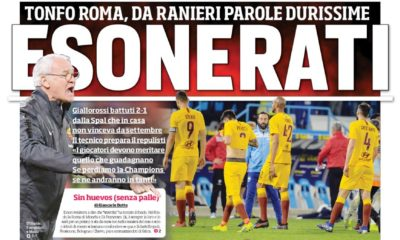 Il Corriere dello Sport - Roma