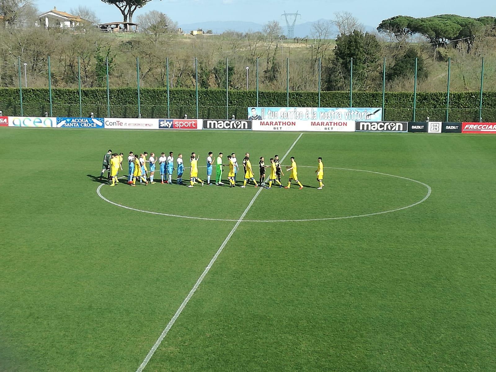Lazio Primavera, i nerazzurri trionfano al Mirko Fersini