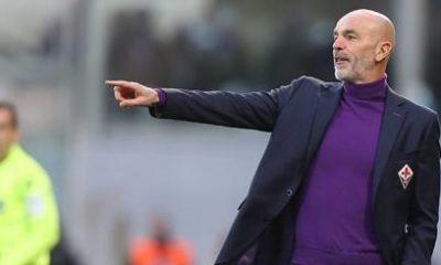 Fiorentina-Lazio Stefano Pioli