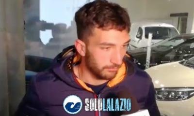 Lazio, intervista Cataldi