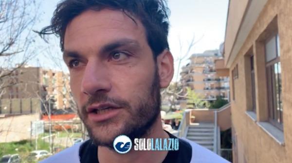 Marco Parolo - Lazio nelle scuole
