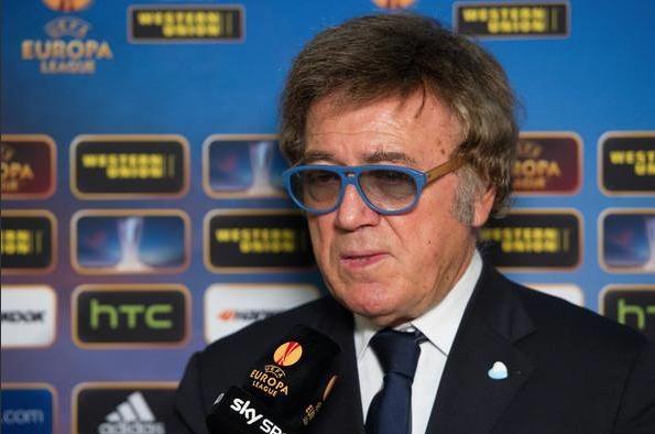 """Lazio, Manzini: """"Aver vinto la Coppa Italia è motivo di orgoglio"""""""