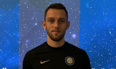 Inter - Lazio, de Vrij
