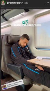 Inter-Lazio, Immobile e Acerbi