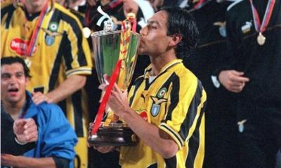 Lazio, Nesta Coppa delle Coppe
