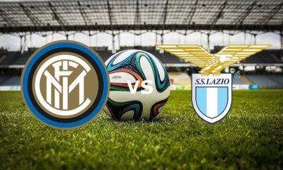Lazio, al Meazza contro l'Inter