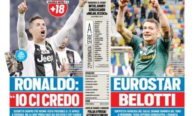 Rassegna stampa, Tuttosport