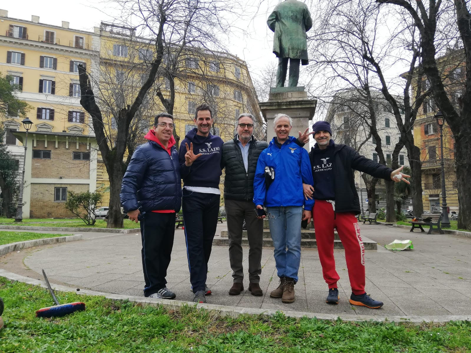 Lazio Atletica Leggera, Piazza della Libertà