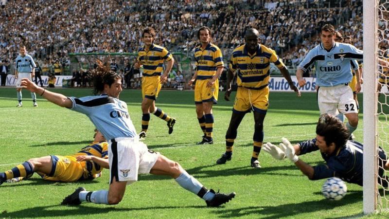 Lazio-Parma 1998/1999