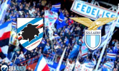 Sampdoria-Lazio, 25 agosto 2019
