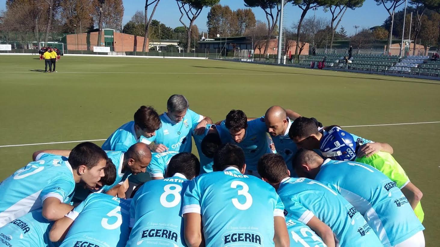 Lazio Hockey Prato maschile